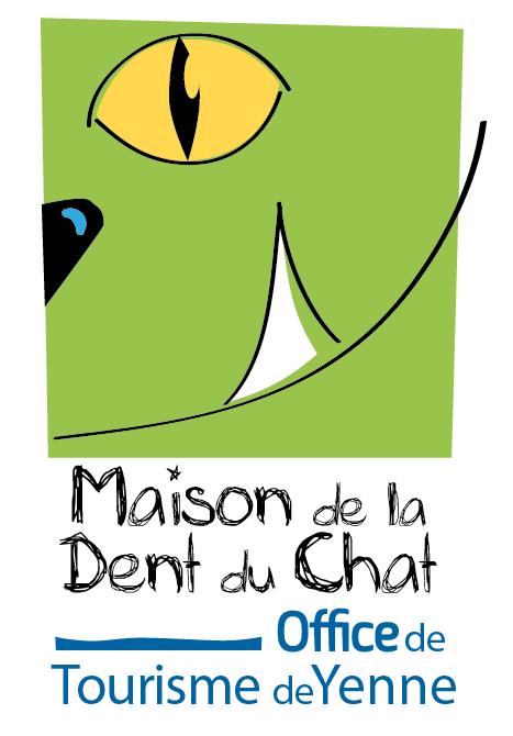 Logo de la Maison de la Dent du Chat