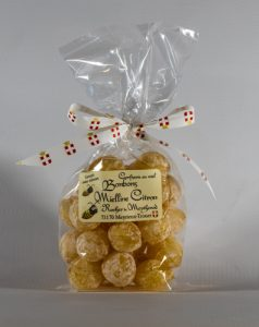 Bonbon miel mielline citron