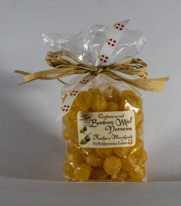Bonbon miel verveine