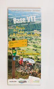 Carte VTT Pays du Lac d_Aiguebelette
