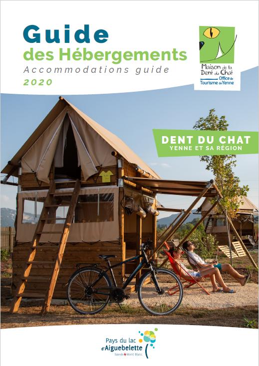 """Guide des Hébergements """"Dent du Chat"""" - 2020"""