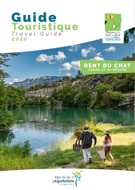 """Guide touristique """"Dent du Chat"""" - 2020"""
