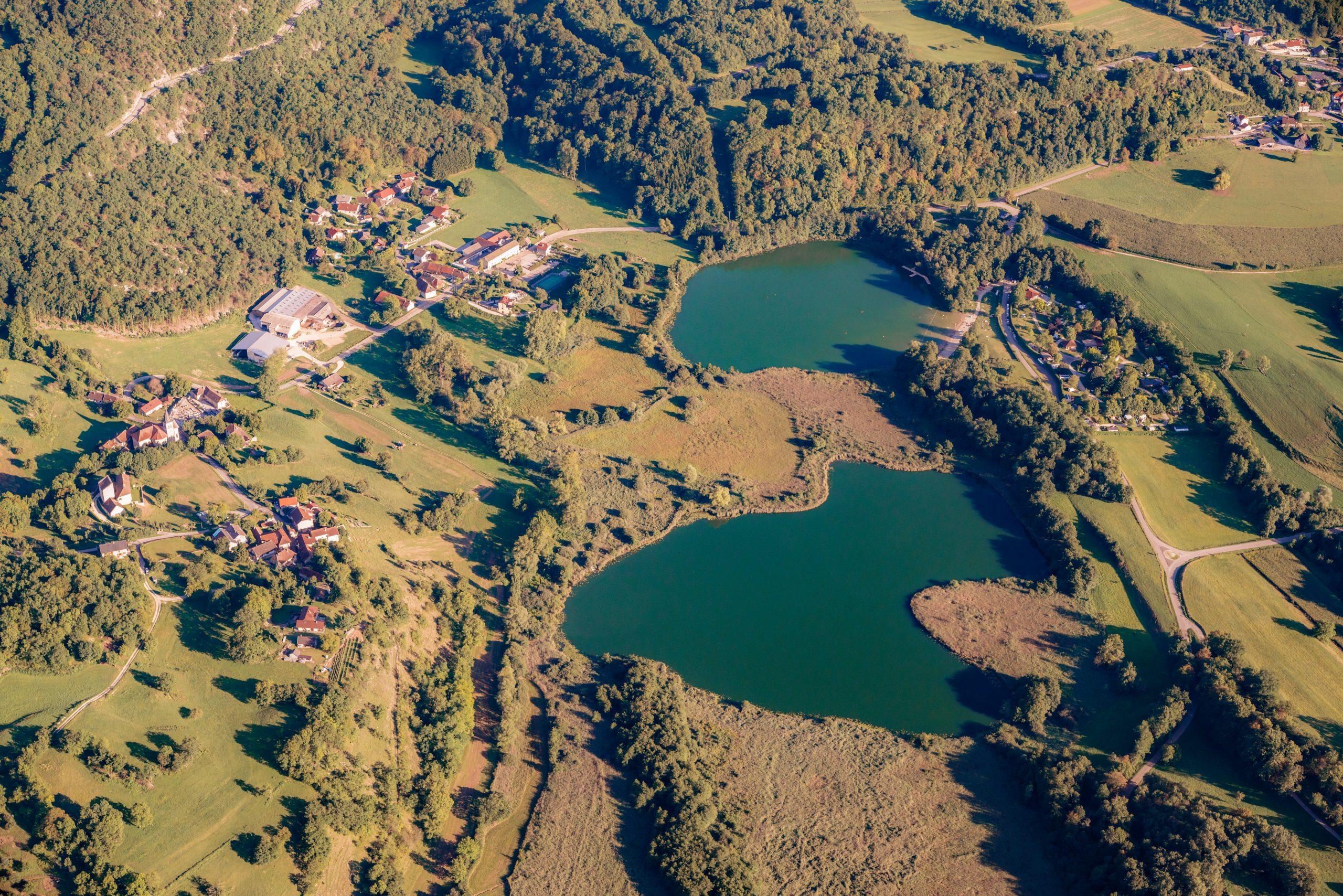 Lacs de Chevelu