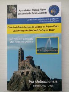 Guide jaune St Jacques de Compostelle