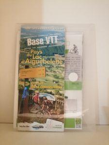 Topo VTT carte + fiches