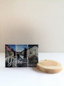 Magnet Yenne, cité médiévale - OT Yenne