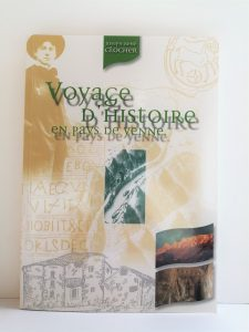 Livre - Voyage d'histoire en Pays de Yenne