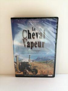 DVD Le Cheval Vapeur
