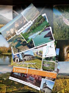 Cartes postales - Maison de la Dent du Chat